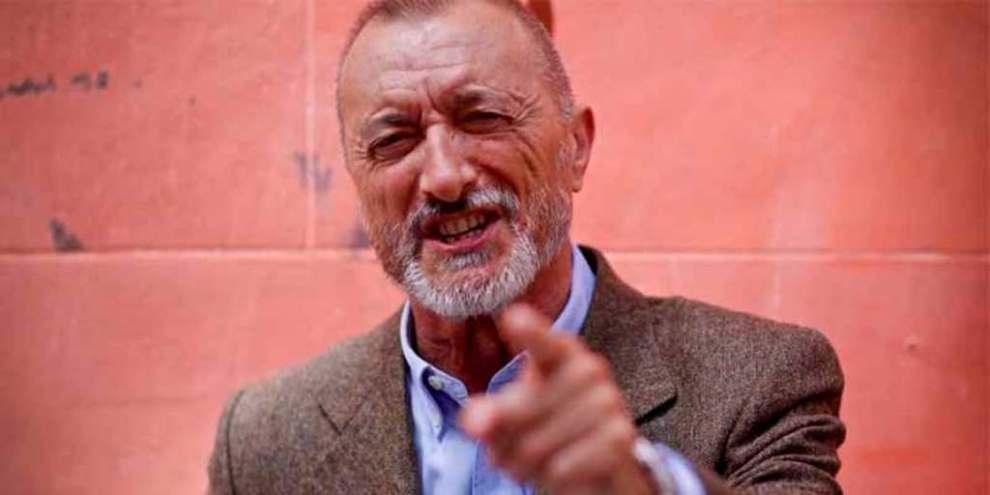 Arturo Pérez Reverte, escritor y pèriodista - JC