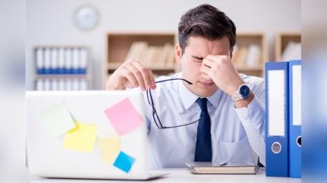 Estrés laboral o emocional, causa de enfermedades cardiovasculares - archivo int.
