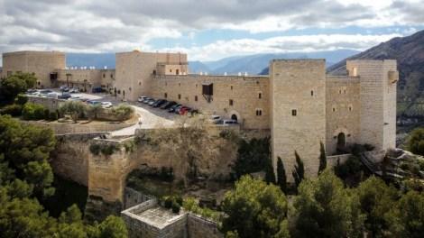 Parador de Jaén, panorámica - informaValencia.com