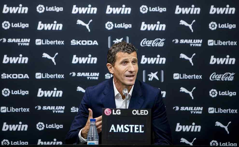 Javi Gracia, entrenador del nuevo Valencia 2020-2021 - VCF