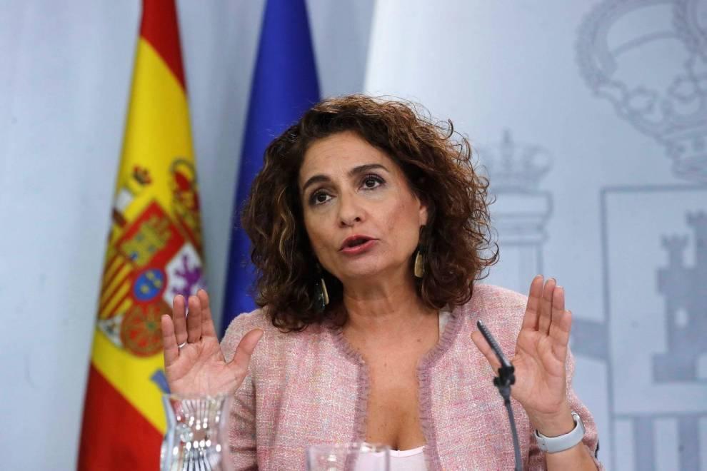 María Jesús Montero, ministra de Hacienda desde 2018 y portavoz del Gobierno de España desde 2020 - informaValencia.com
