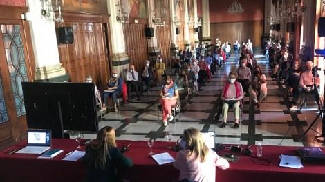 Inicio de curso del Aula Cultural del Ateneo Mercantil de Valencia - informaValencia.com