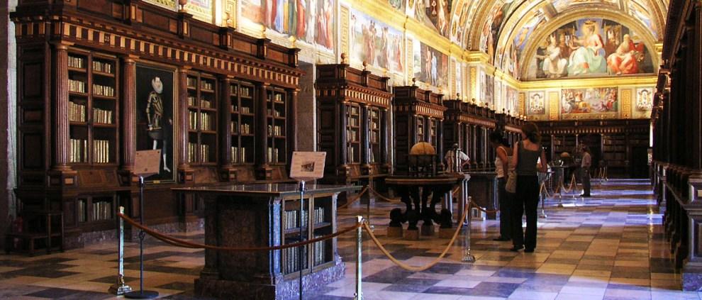 Biblioteca Nacional de España / BNE