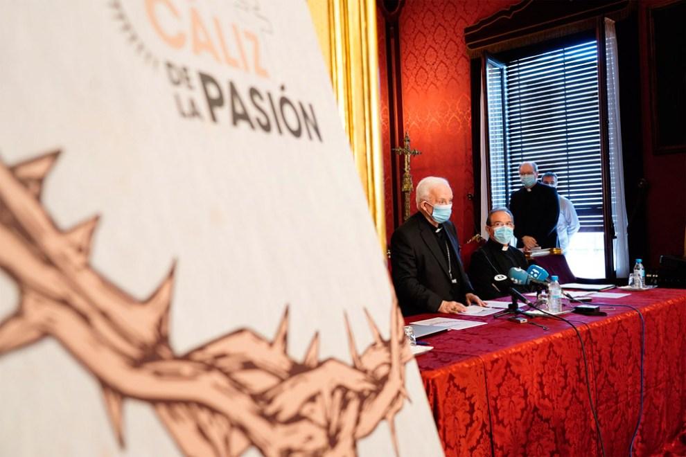 Presentación del Año Santo Jubilar en el Arzobispado. informaValencia.com