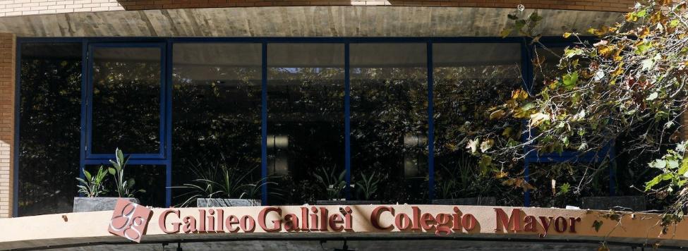 Colegio Mayor Galileo Galilei - twitter