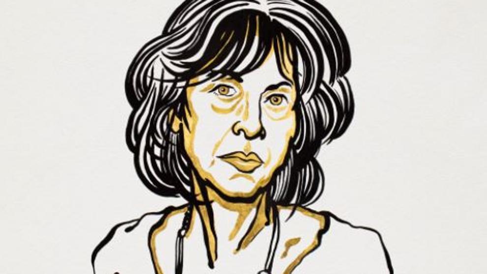 Louise Glück, Nobel de Literatura 2020. Img NobelMedia