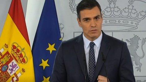 Sánchez, durante su comparecencia en La1 de Rtve. Img. informaValencia.com