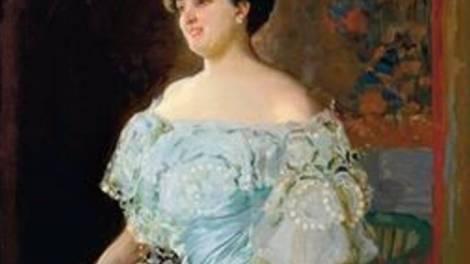 Retrato de Isabel Bru, de Joaquin Sorolla. Museo de bellas Artes san Pío V de Valencia. Img. informavalencia.com