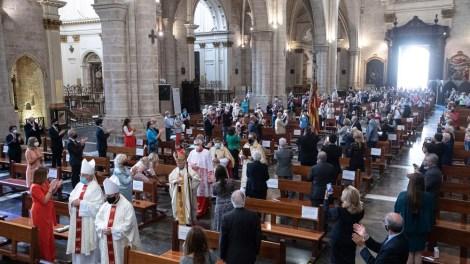 Te Deum, Catedral de Valencia, 9 d?octubre. -informaValencia.com