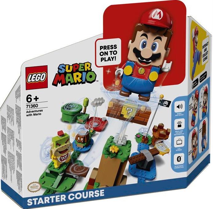 Aventuras con Mario, de LEGO./informaValencia.com
