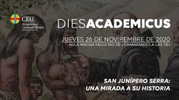 San Junípero Serra, en el ciclo Dies Academicus de la Universidad CEU Cardenal Herrera/AVAN