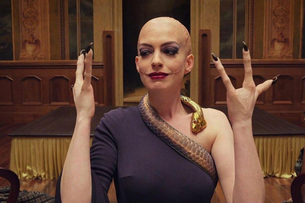 Anne Hathaway en Las Brujas, 2020./Img. J.C.