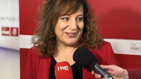 Iratxe García, Presidenta de la Alianza Progresista de Socialistas y Demócratas en el Parlamento Europeo/rtve