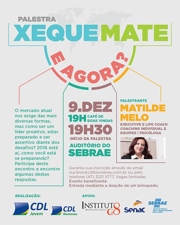 palestra xeque mate