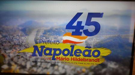 Napoleao campanha