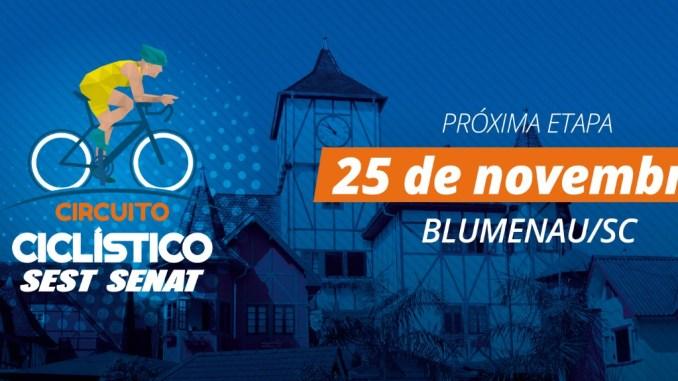 89d39cc8c Participe do Circuito Ciclístico do SEST SENAT – Blumenau e concorra ...