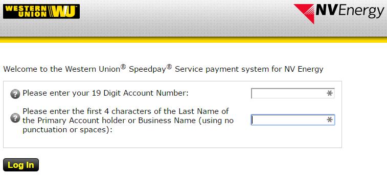 Pay Registration Online Nv