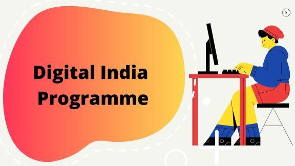 Digital India programme in hindi
