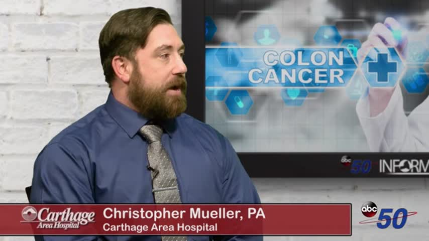 What's Going Around: Colon Rectal Screening