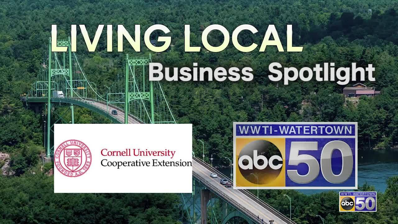Living Local Business Spotlight ft. Cornell Cooperative Extension
