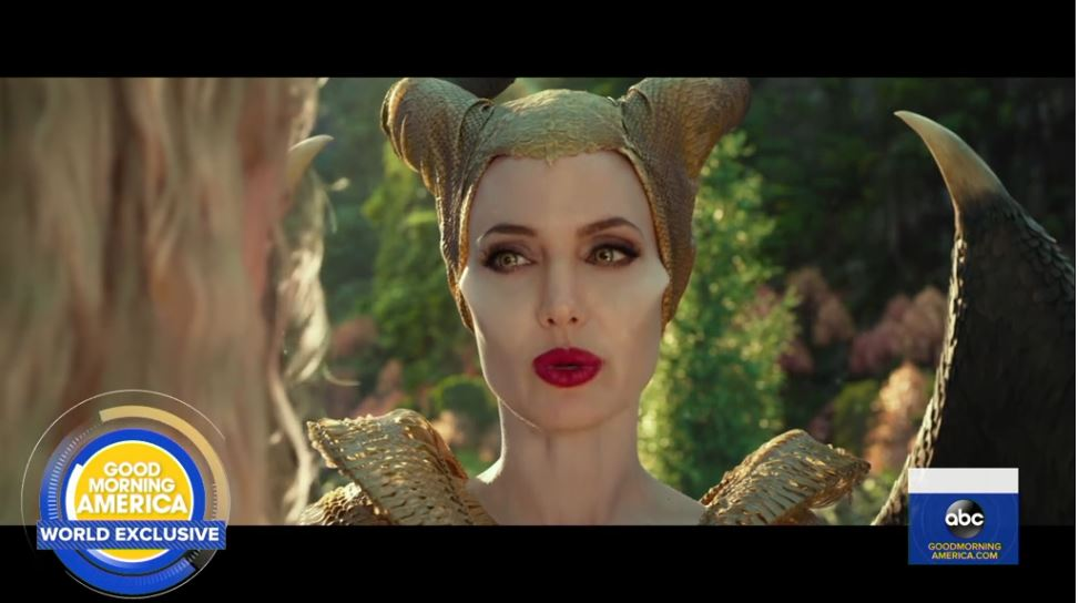 Watch the full-length trailer for 'Maleficent: Mistress of Evil
