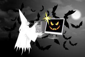 En halloween no solo las brujas asustan, aquí le contamos cinco de los virus más peligrosos del mundo