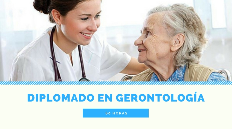 diplomado en gerontologia