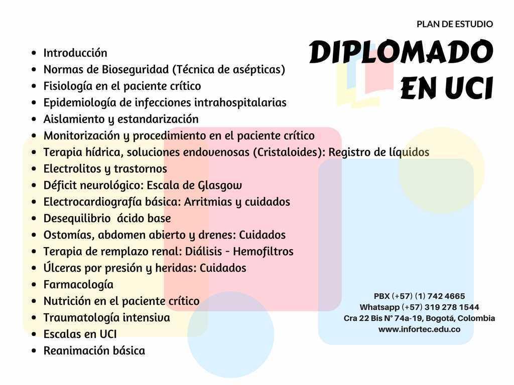 Diplomado uci