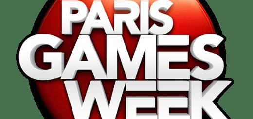 Logo Paris Games Week 2012