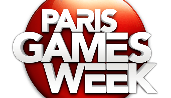 Logo Paris Games Week 2012