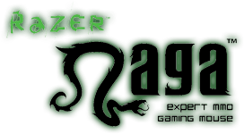 Titre Razer Naga Mouse