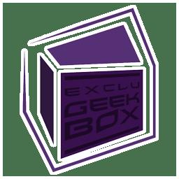 Logo #Exclu #Geek #Box