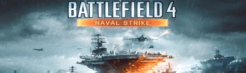 Bannière Battlefield 4 - Naval Strike