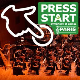 Logo Press Star : Symphony of Games PARIS