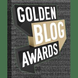 Logo Golden Blog Awards 2014
