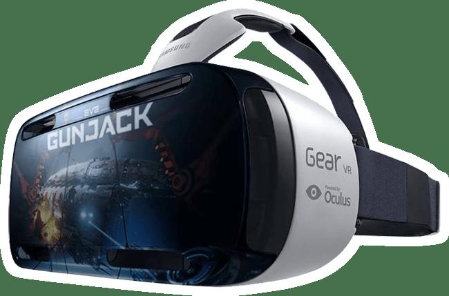 EVE : Gunjack - Samsung Gear VR