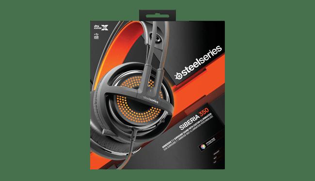 Package SteelSeries Siberia 350
