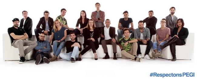 #RespectonsPEGI : Les visages français du jeu video se mobilisent !
