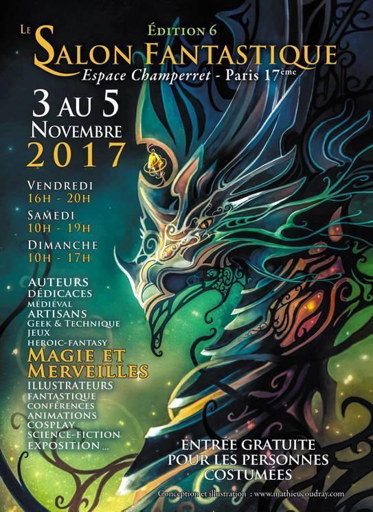 Salon Fantastique #6 : Magie et Merveilles