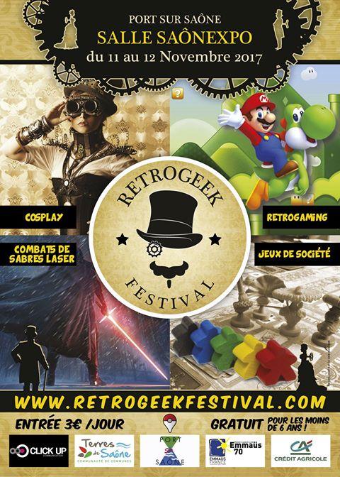 Retrogeek Festival #1