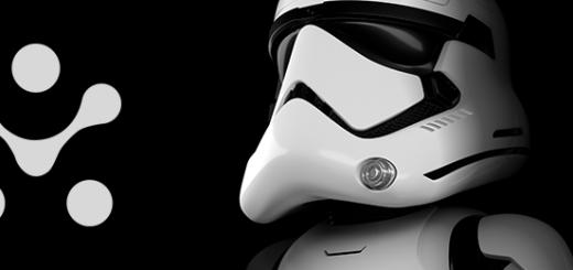 UBTECH : Robot Star Wars Stormtrooper