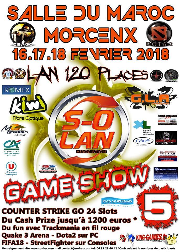 SO-Lan Game Show #5