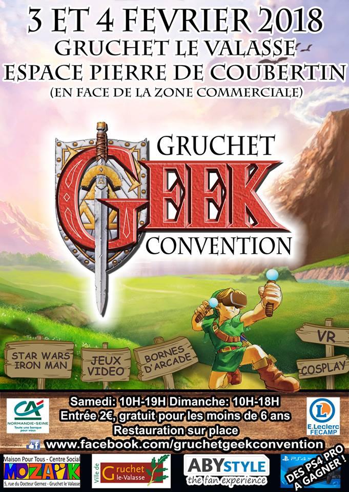 Gruchet Geek Convention #2