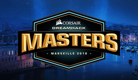 DreamHack Masters CORSAIR Marseille