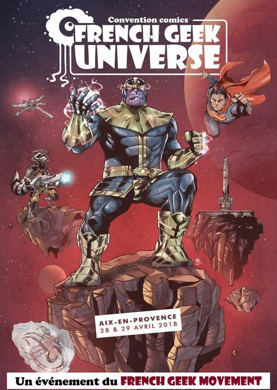 French Geek Universe #1