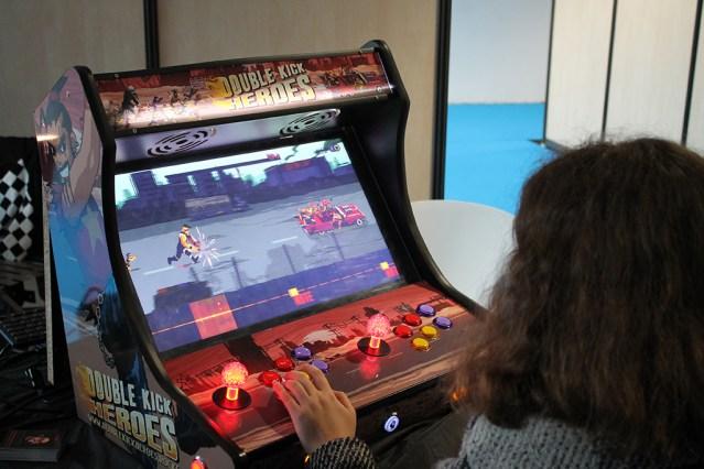 Festival International des Jeux CANNES 2018 : Zone jeux vidéo (Heandbang Club)