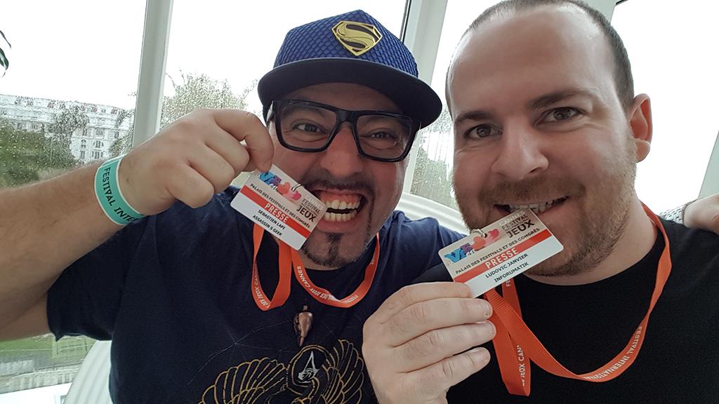 Festival International des Jeux CANNES 2018 : Les accréditations !