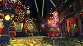 Ni no Kuni II : L'Avènement d'un nouveau Royaume - Screenshot