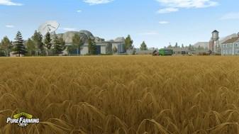 Pure Farming 2018 : Screenshot