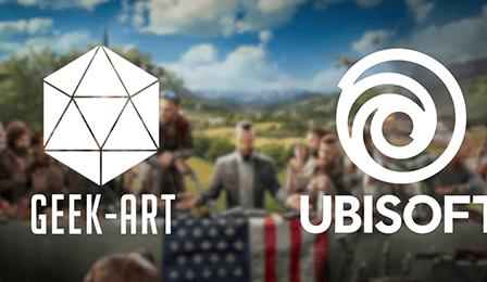 Ubisoft aka Geek-Art